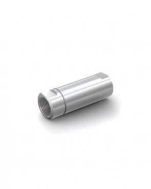 "Válvula antirretorno acero inox - G3/4"" hembra / G3/4"" hembra - máx. 250 bar - DN 16 mm"